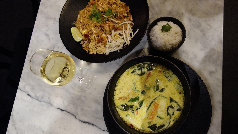 brasserie thai montmarte