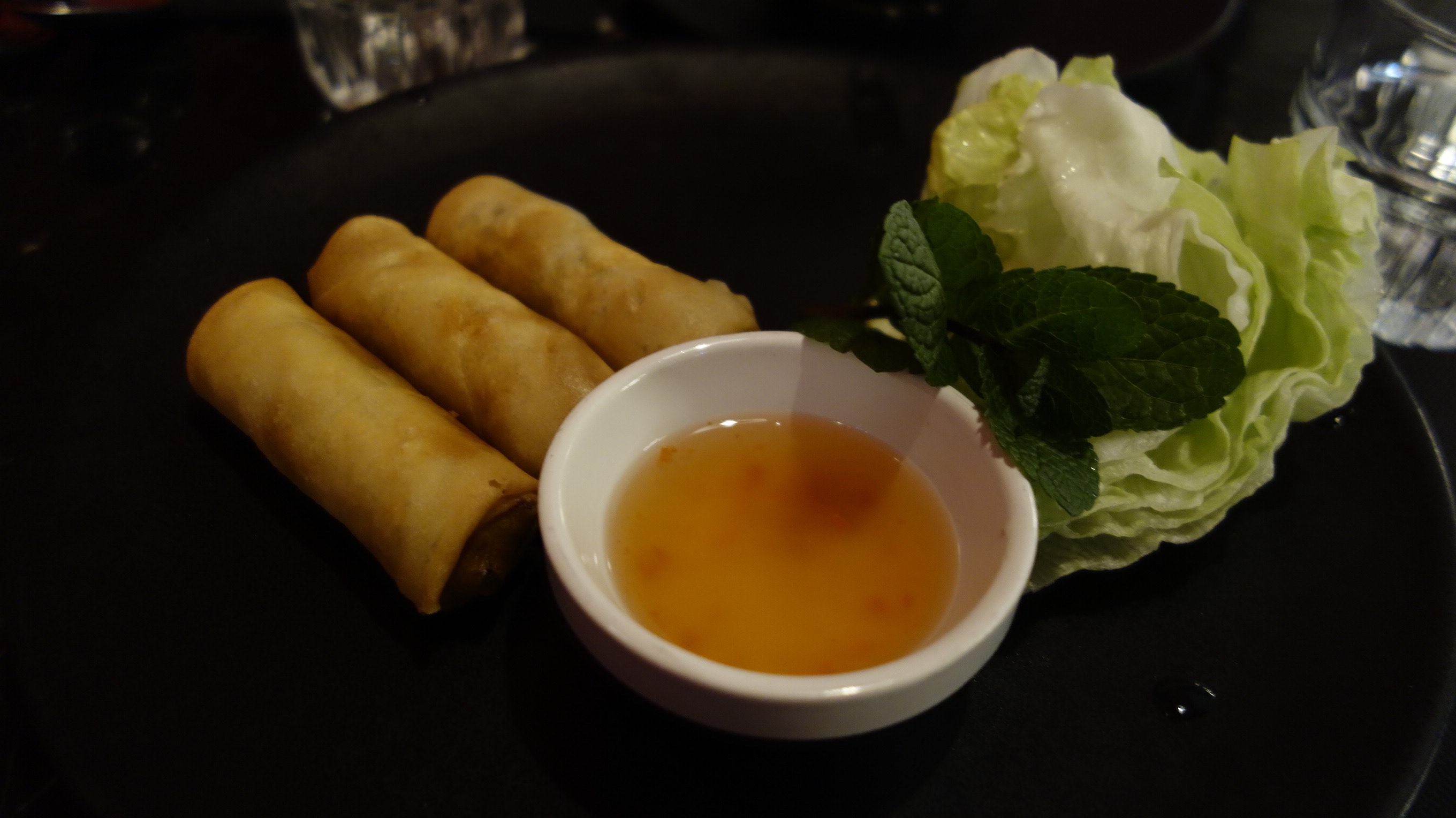 vegetarian thai nems paris my parisian life food blog