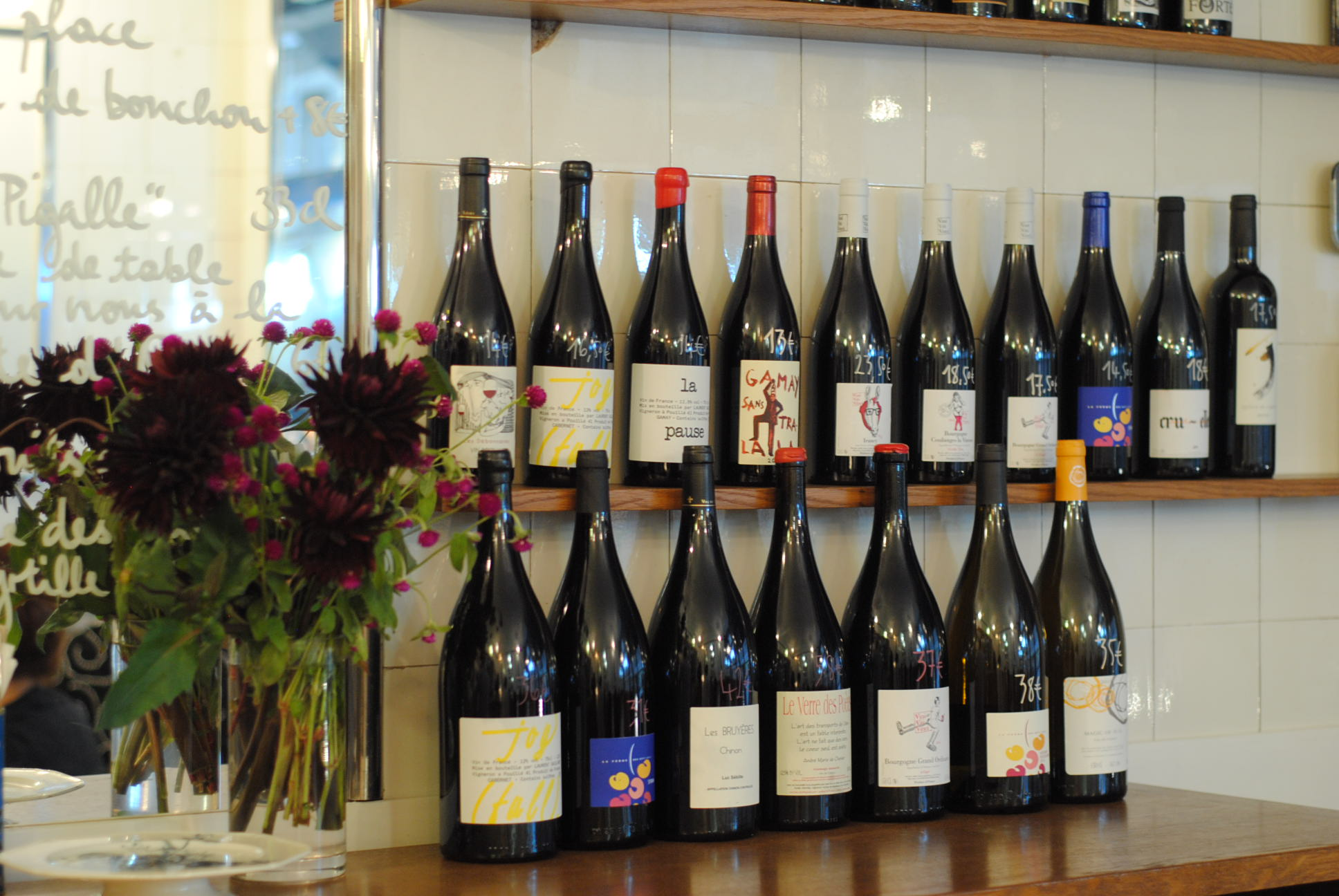 Buvette wine bar paris