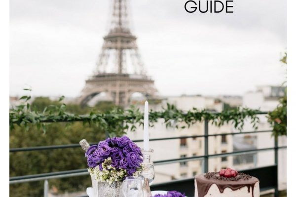 romantic paris e-book