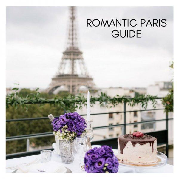 romantic paris e-book