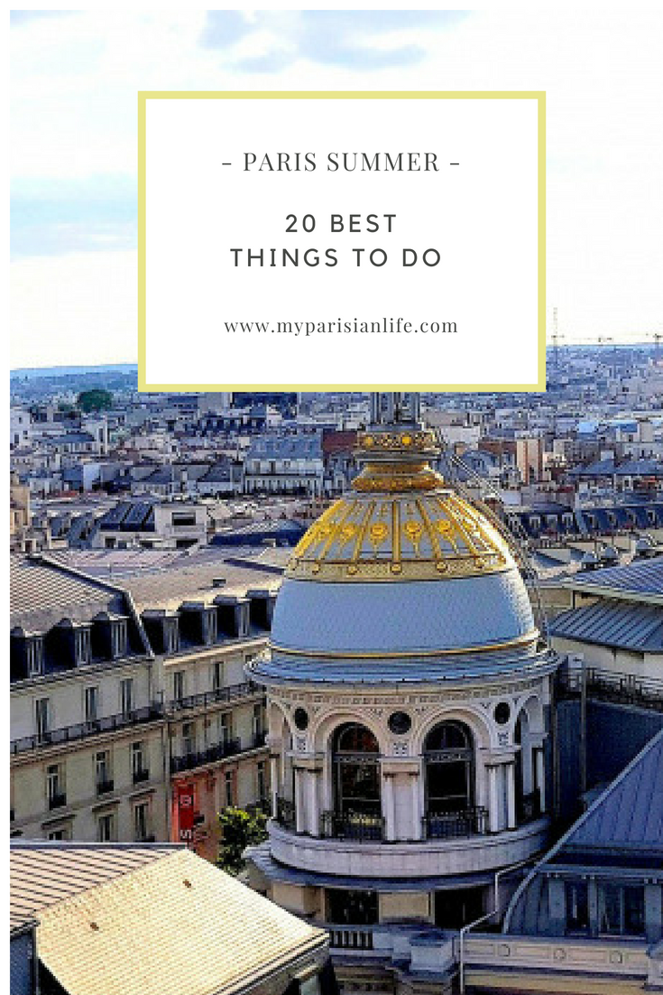 pinterest paris summer 2018 to do