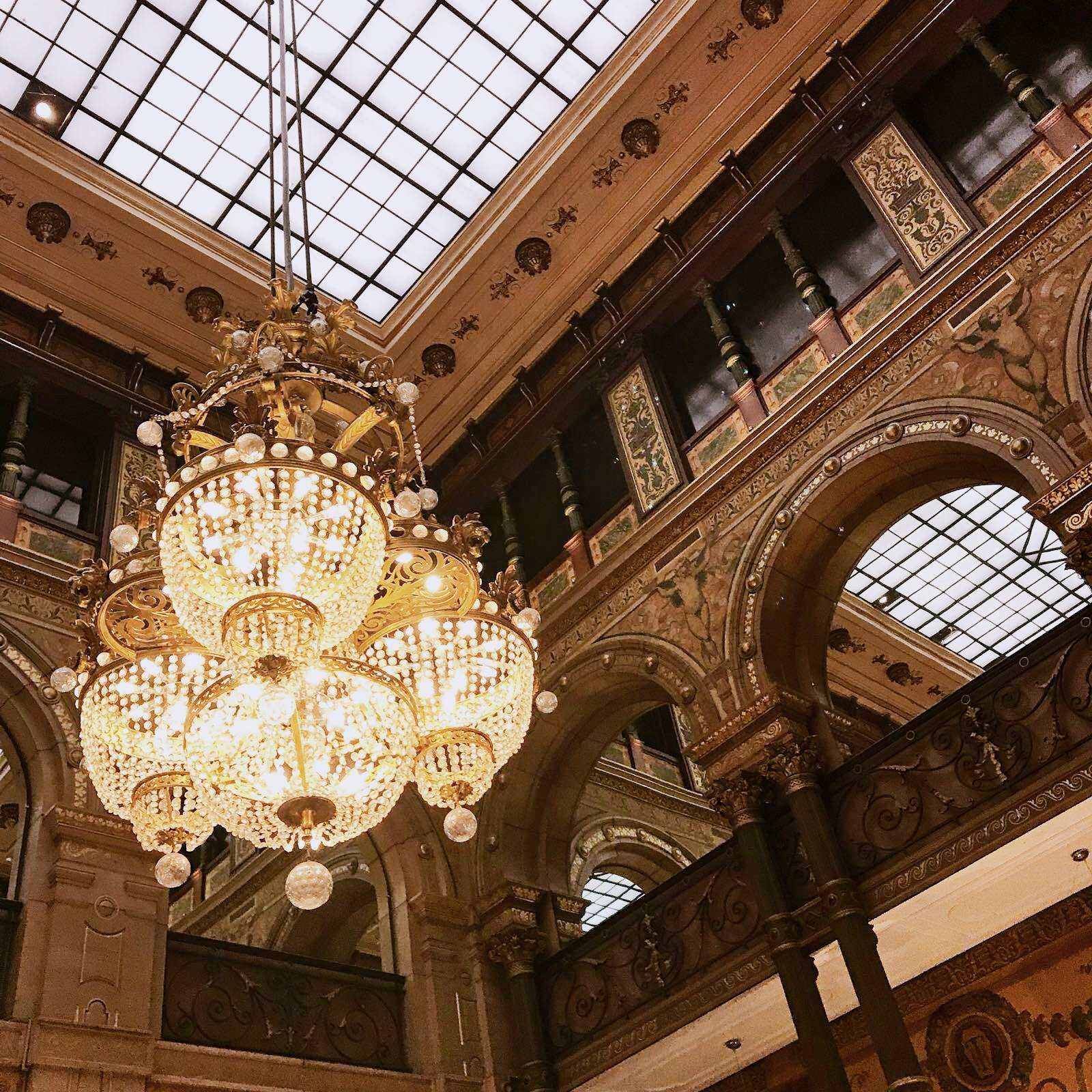 beautiful paris decor hilton paris opera