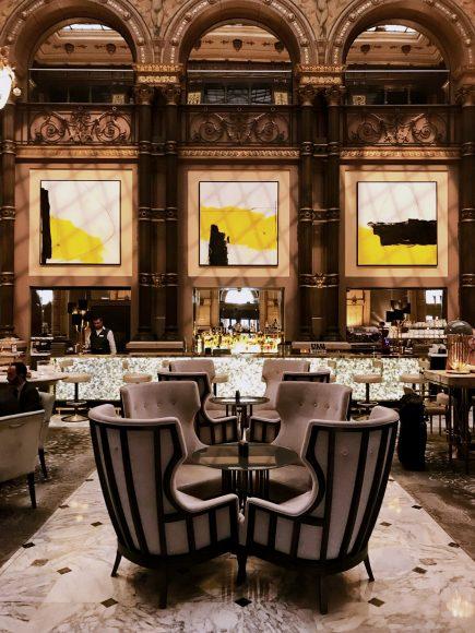 inside paris hotel hilton