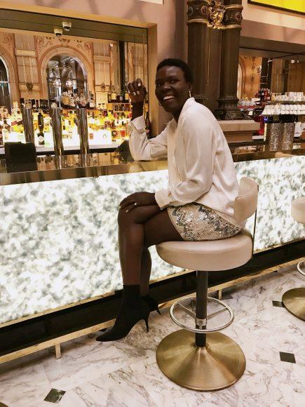 champagne bar hilton paris opera