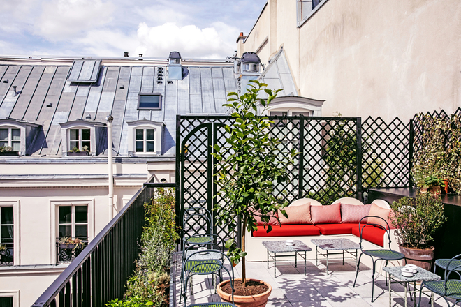 the shed rooftop paris
