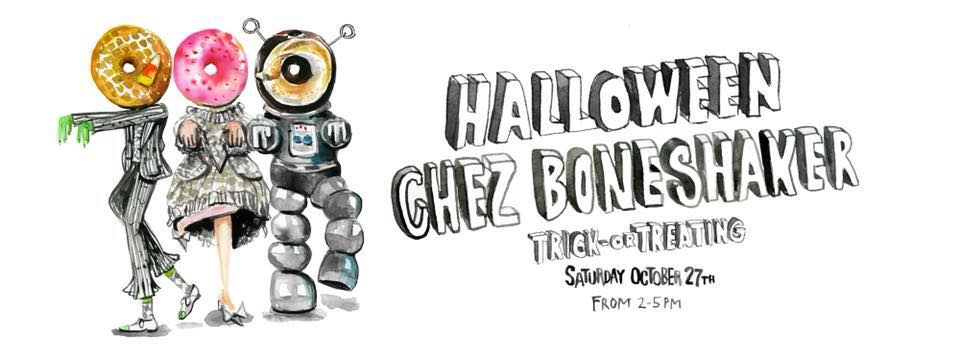 boneshaker paris halloween 2018