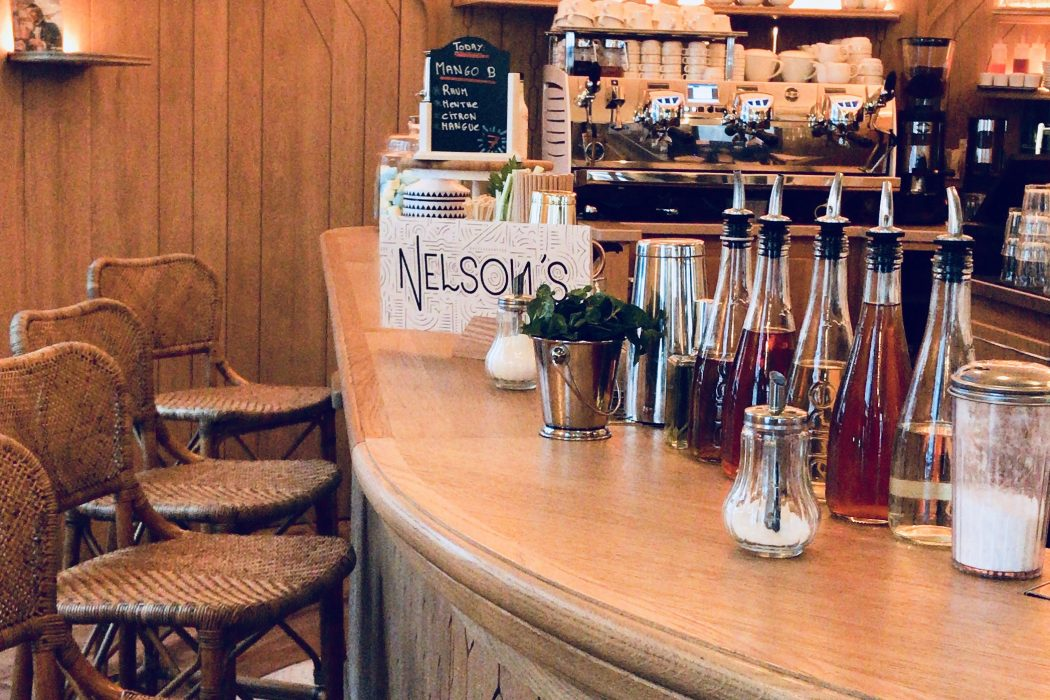 nelsons new paris
