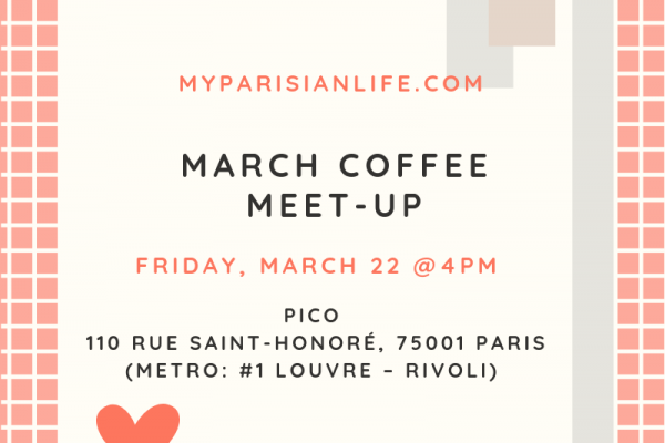 paris meet up pico honore cafe