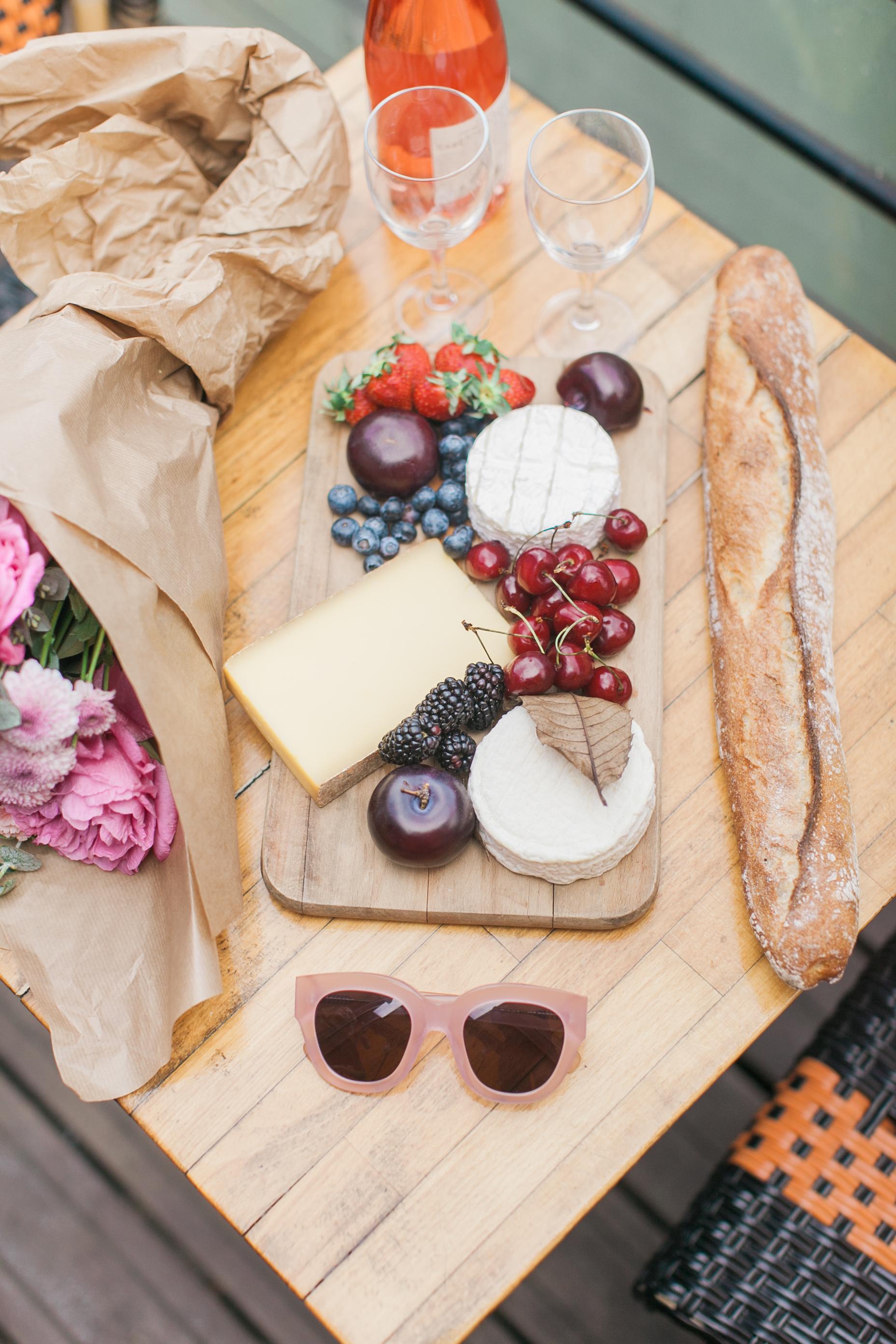 Paris Foodie Bag