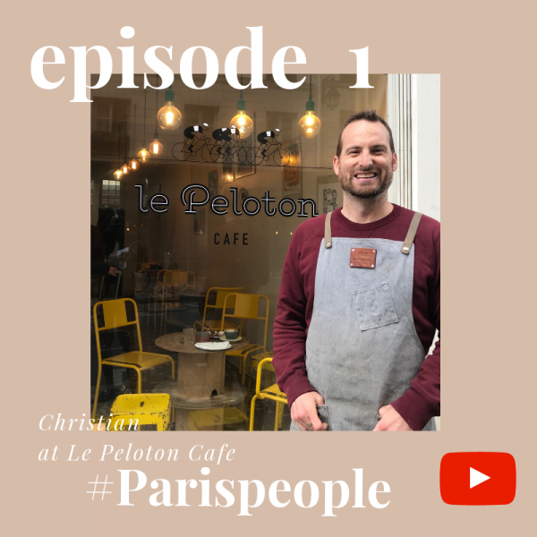 Paris People interview Christian Le peloton youtube
