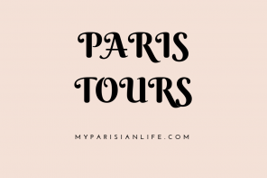 NOW OPEN: NOVEMBER PARIS TOURS