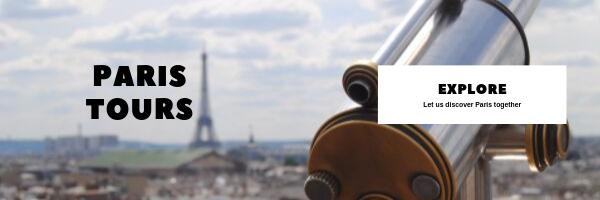 Paris Tours with Yanique