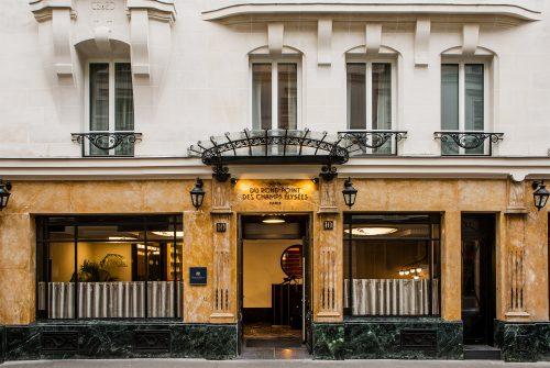 Hôtel du Rond Point des Champs Elysées