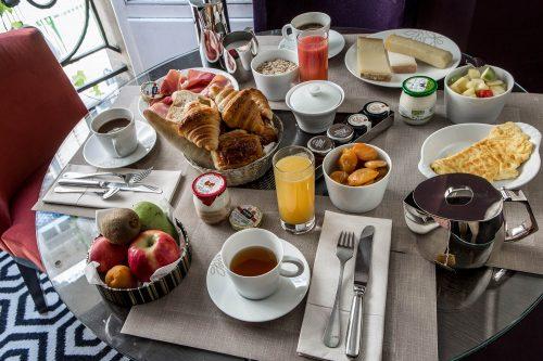 breakfast Hotel Mansart