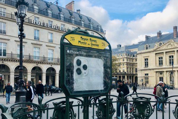 paris metro strikes december
