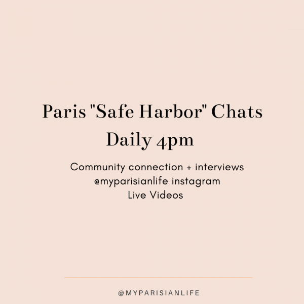 paris daily corona virus chats