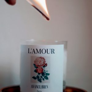 lamour candle
