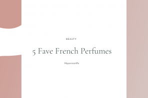 Favorite French Perfume Brands